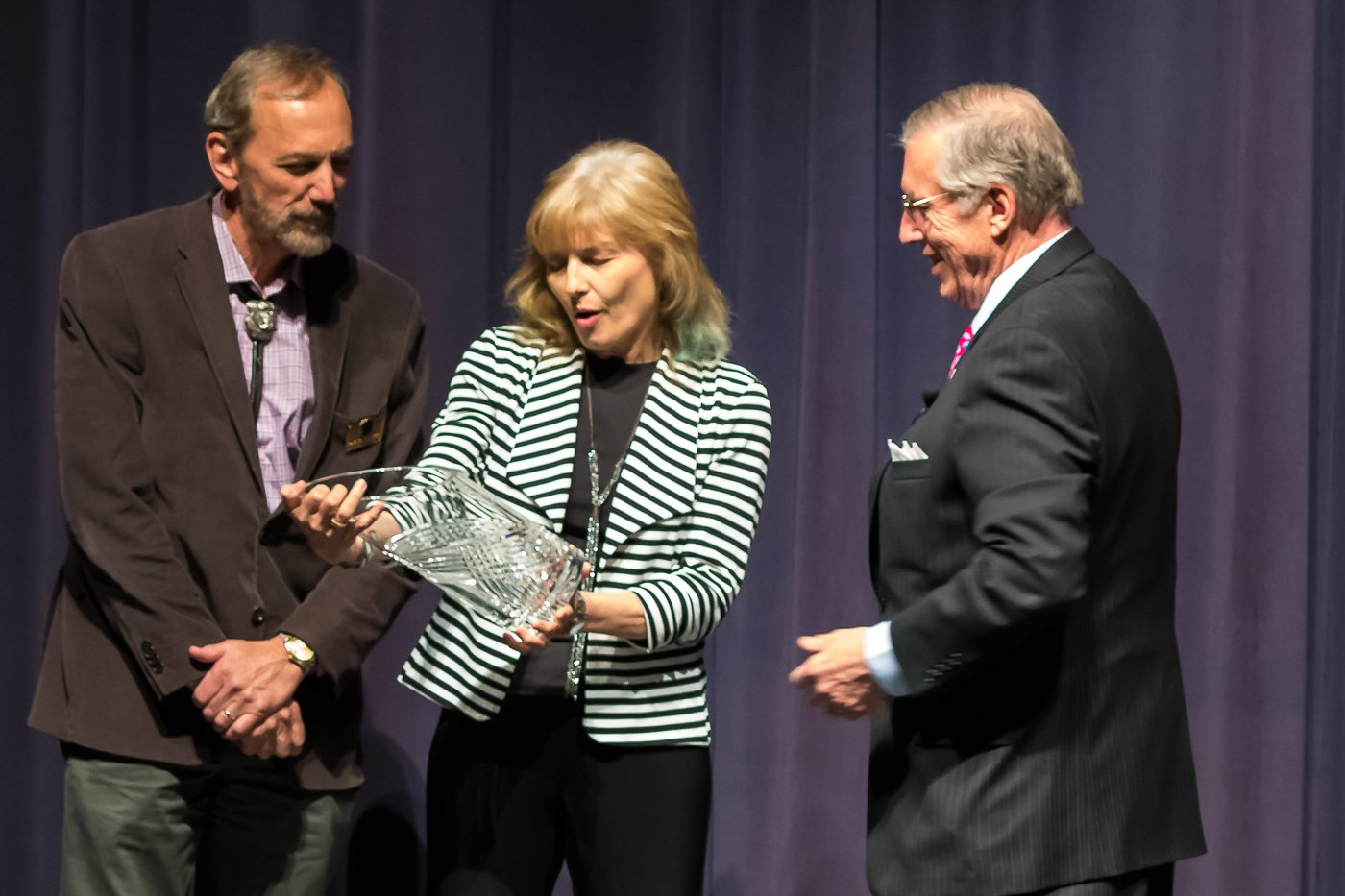 Spirit Award_Ira_Anita April 2016