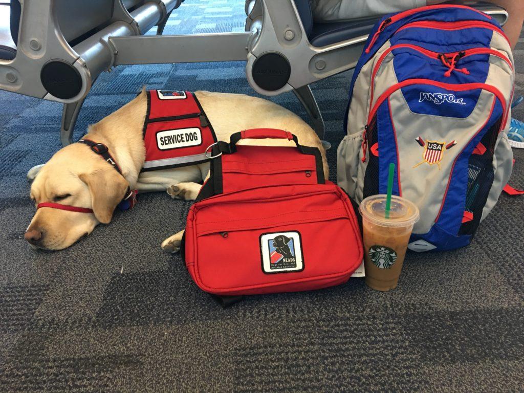 jones at airport