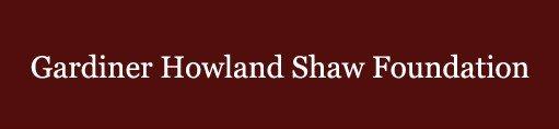 Gardiner Howland Shaw Foundation