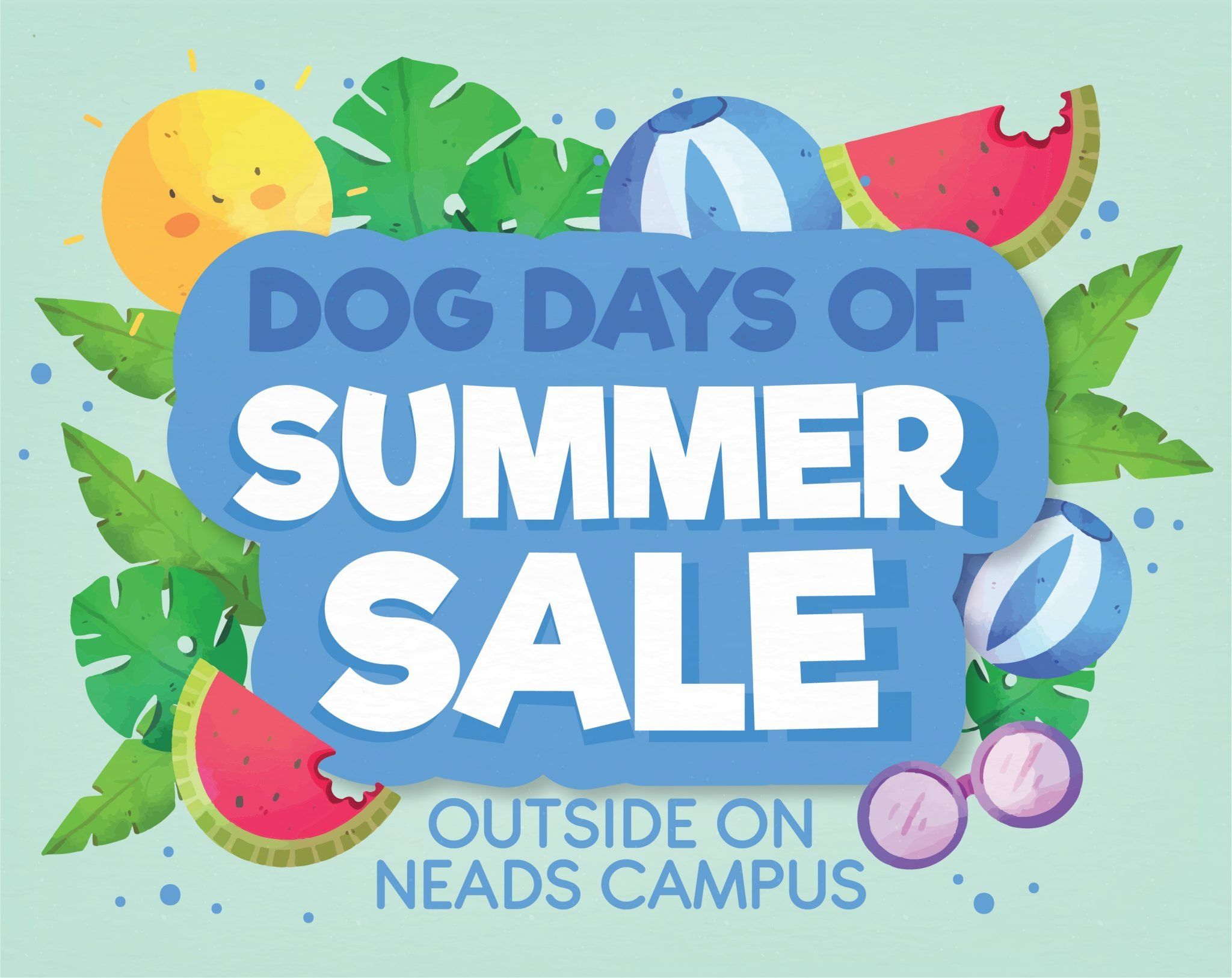 Graphic-Dog Days of Summer Sale