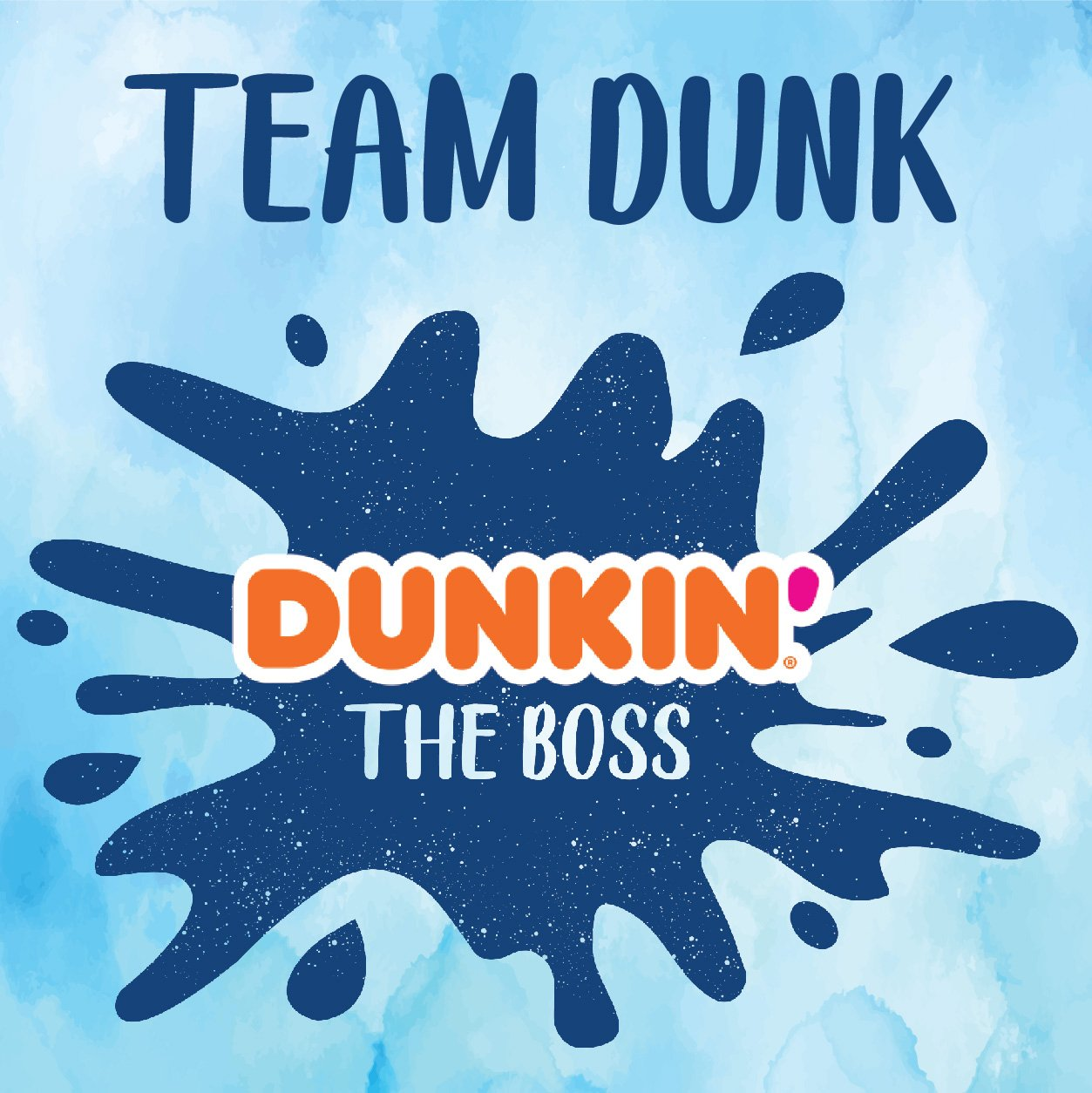 Dunk Team Pic