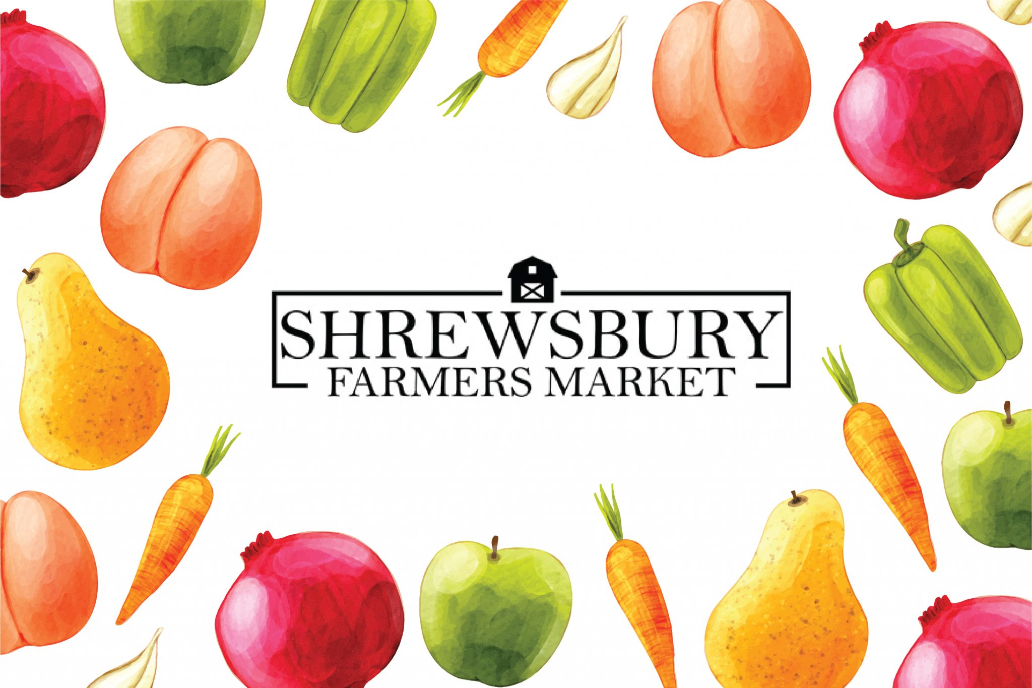Shrewsbury Farmers Market logo