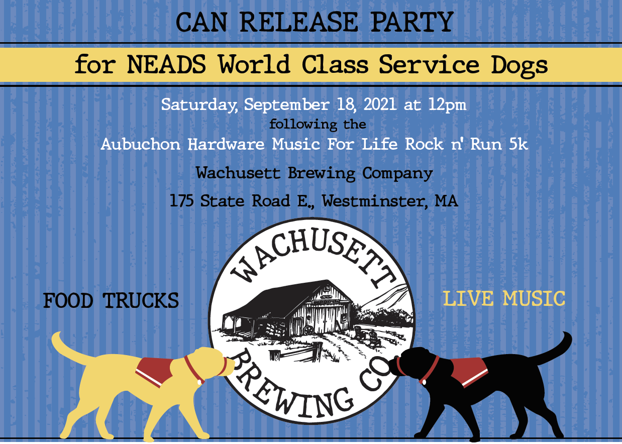 Can Release Party