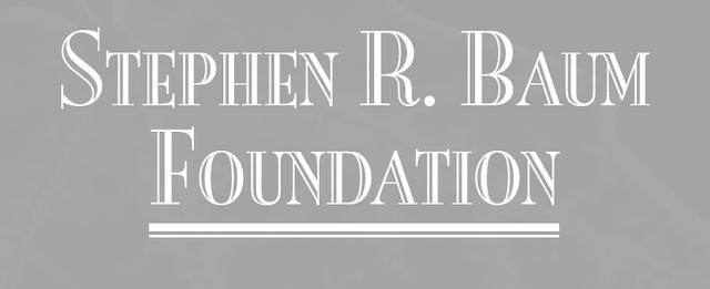 Stephen R. Baum Foundation (1)